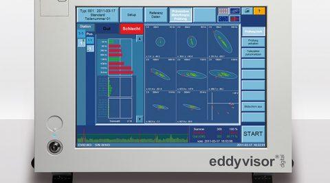 Structure Test – eddyvisor S