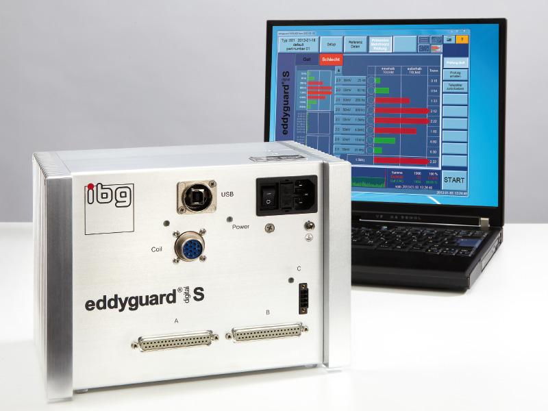 Structure Test – eddyguard S